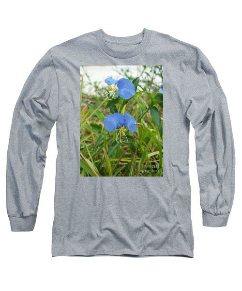 A Touch If Ice Long Sleeve T-Shirt