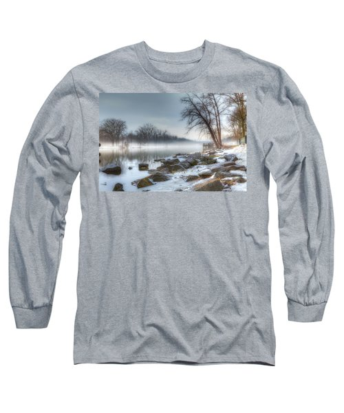 A Tranquil Evening Long Sleeve T-Shirt
