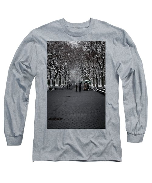 A Walk In The Park Long Sleeve T-Shirt