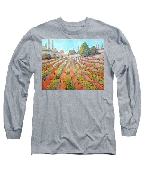 A Way Of Life Long Sleeve T-Shirt