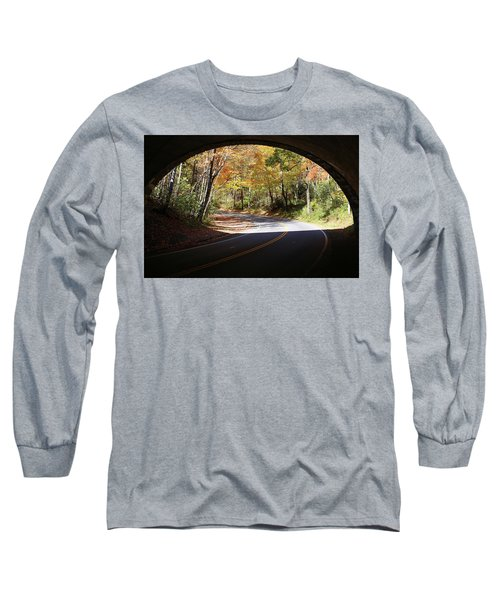 A Well Rounded Perspective Long Sleeve T-Shirt by Lamarre Labadie