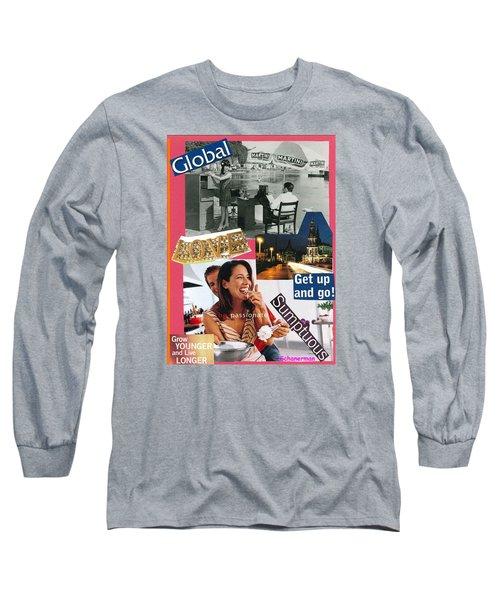A World Of Love Long Sleeve T-Shirt