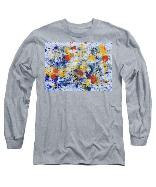 Michigan No 4 Long Sleeve T-Shirt