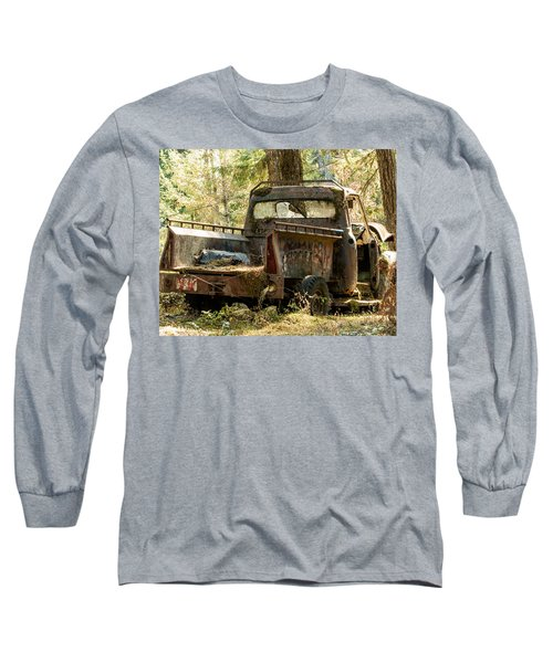 Abandoned And Abused Long Sleeve T-Shirt
