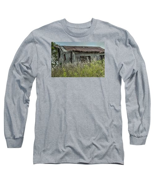 Abandoned Barn Long Sleeve T-Shirt