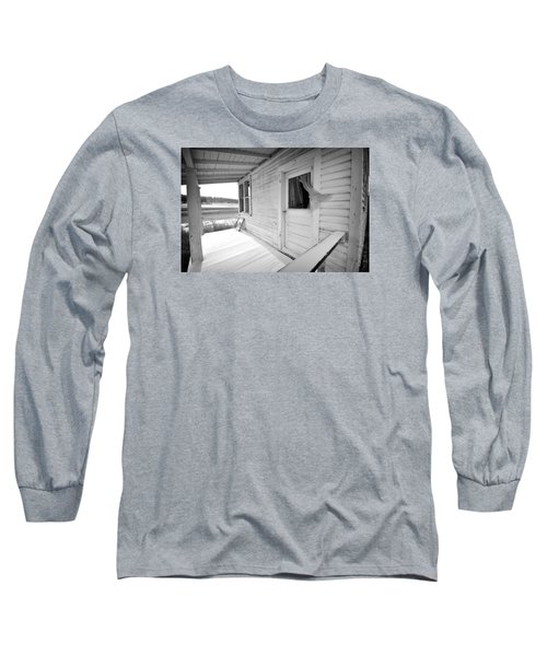 Abandoned Home Long Sleeve T-Shirt