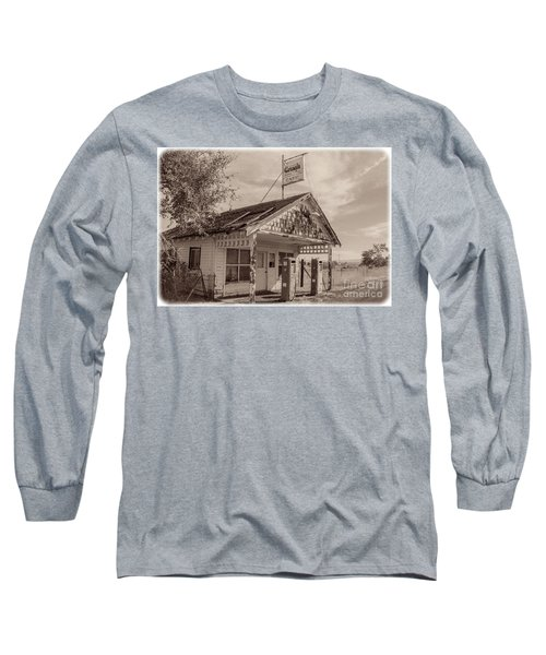 Long Sleeve T-Shirt featuring the photograph Abandoned by Robert Bales