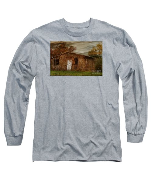 Abandoned Long Sleeve T-Shirt by Tamera James