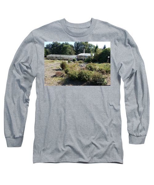 Abanoned Old Horticulture Long Sleeve T-Shirt