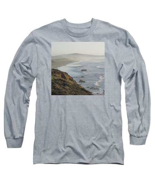 Looking Toward San Francisco Long Sleeve T-Shirt