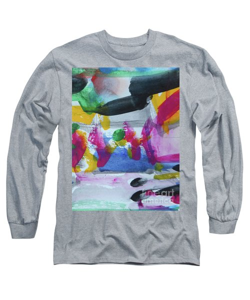 Abstract-17 Long Sleeve T-Shirt
