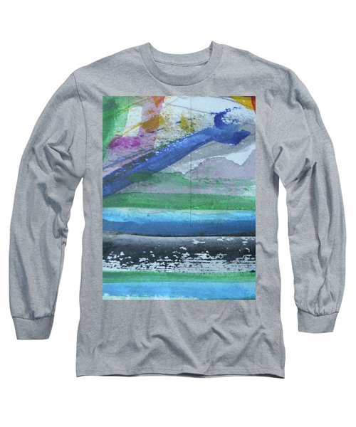 Abstract-18 Long Sleeve T-Shirt