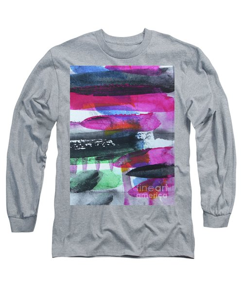 Abstract-19 Long Sleeve T-Shirt