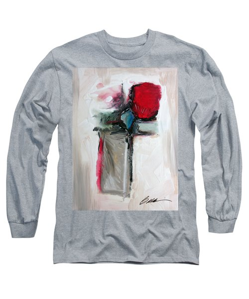 Abstract 200709 Long Sleeve T-Shirt