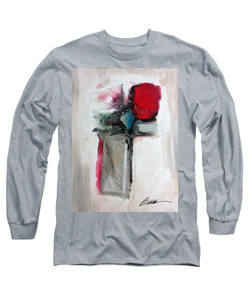 Abstract 200709 Long Sleeve T-Shirt