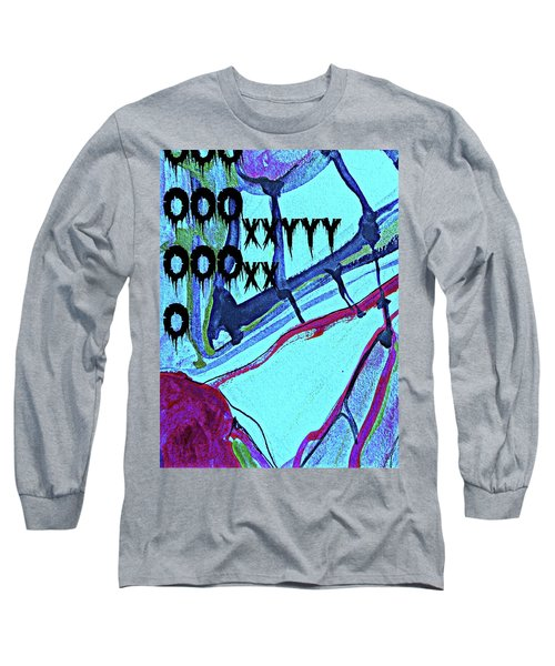 Abstract-29 Long Sleeve T-Shirt