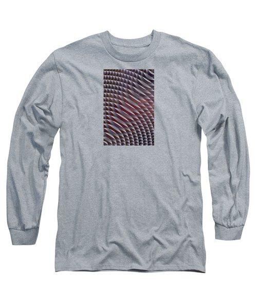 Abstract 33017-1 Long Sleeve T-Shirt by Maciek Froncisz