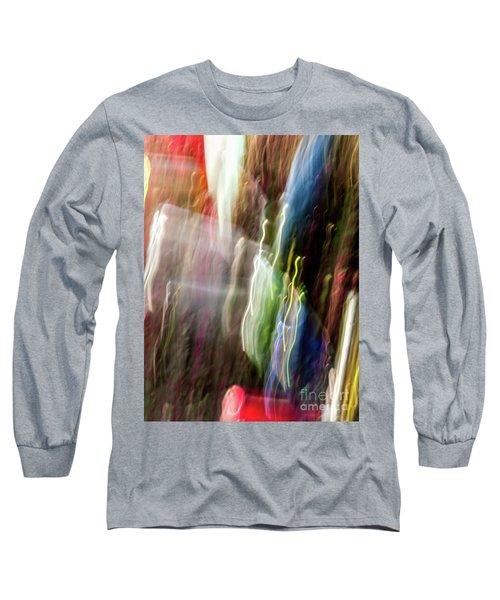 Abstract-4 Long Sleeve T-Shirt