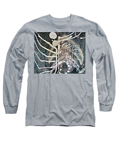 Abstract 6 Long Sleeve T-Shirt