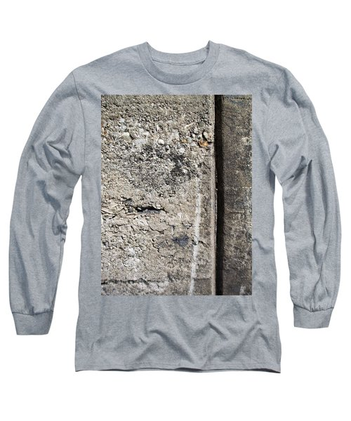 Abstract Concrete 16 Long Sleeve T-Shirt