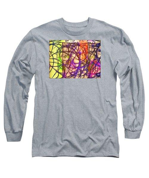 Abstract Fun 11 Long Sleeve T-Shirt