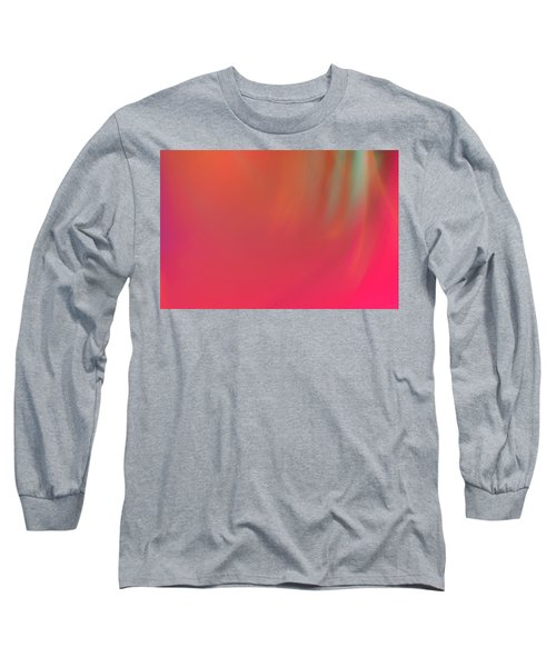 Long Sleeve T-Shirt featuring the photograph Abstract No. 16 by Shara Weber