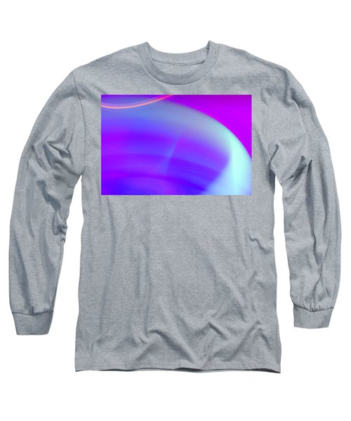 Long Sleeve T-Shirt featuring the photograph Abstract No. 4 by Shara Weber