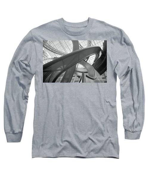 Abstract P O V Long Sleeve T-Shirt
