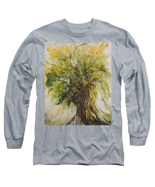 Abundance Tree Long Sleeve T-Shirt