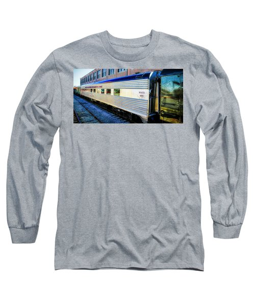 Moultrie Dining Car Long Sleeve T-Shirt