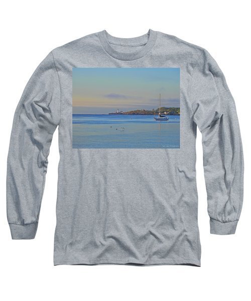Across The Bay Long Sleeve T-Shirt