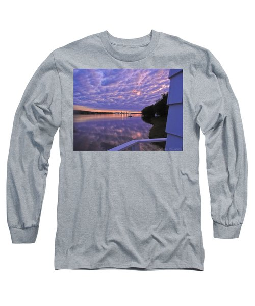 Across The River Long Sleeve T-Shirt