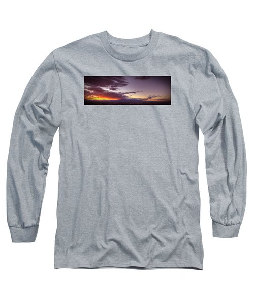 Across Vegas Sunset Long Sleeve T-Shirt