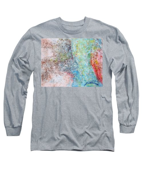 Abstract 201108 Long Sleeve T-Shirt