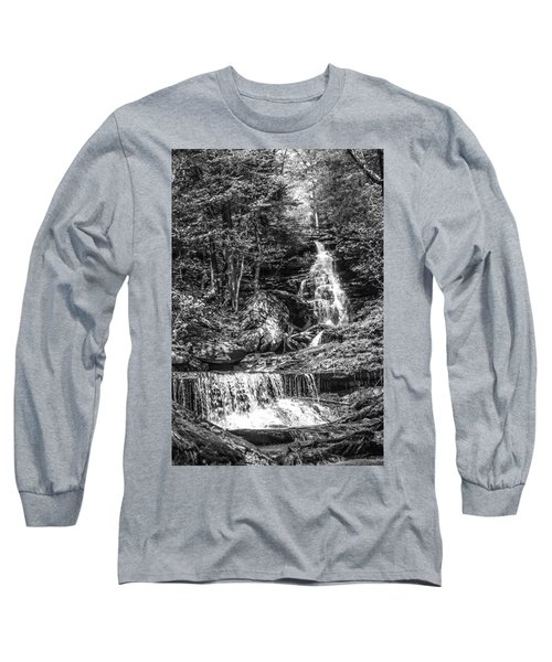 Adams Falls - 8867 Long Sleeve T-Shirt