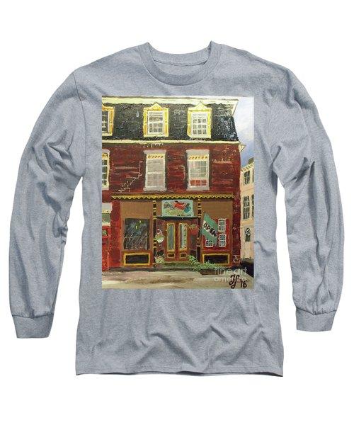 Adelle's Long Sleeve T-Shirt