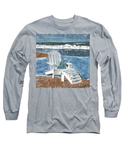 Adirondack Chair Long Sleeve T-Shirt