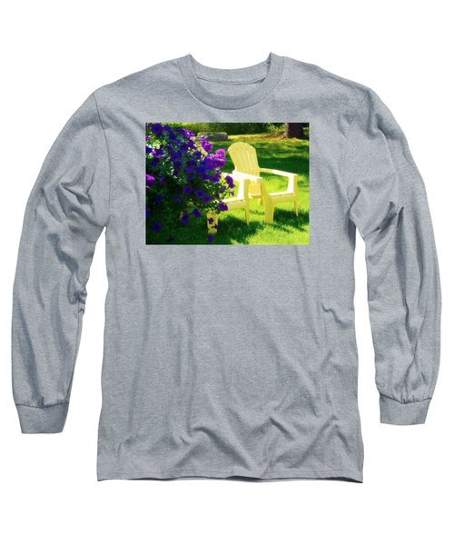 Adirondack Summer Days Long Sleeve T-Shirt