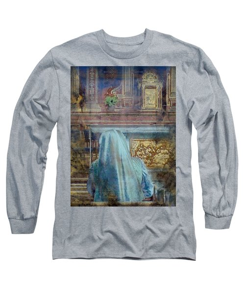 Adoration Chapel 3 Long Sleeve T-Shirt