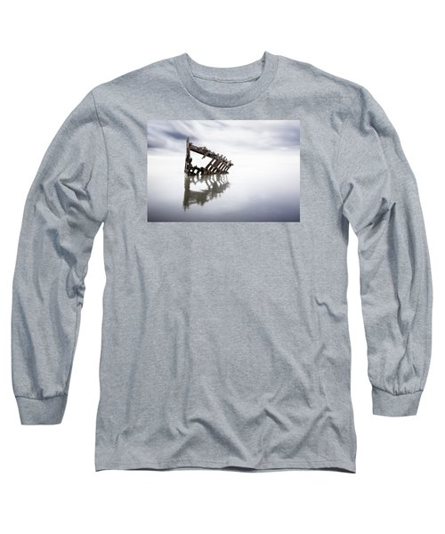 Adrift At Sea Long Sleeve T-Shirt