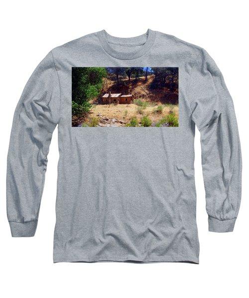 Affordable Housing Kern County California Long Sleeve T-Shirt