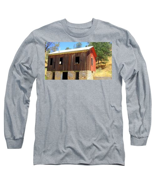 Affordable Housing 3 Long Sleeve T-Shirt