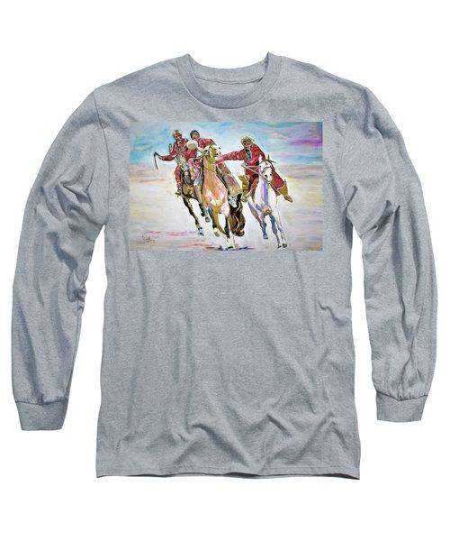 Afghan Sport. Long Sleeve T-Shirt