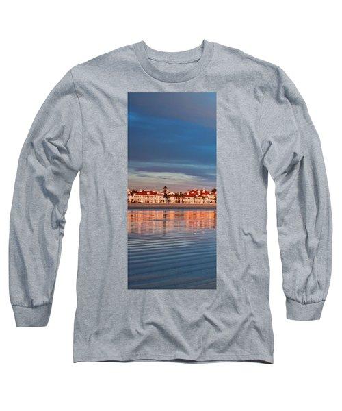 Afloat Panel 1 16x7.25 Long Sleeve T-Shirt