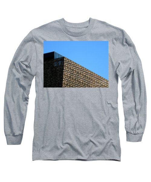 African American History And Culture 2 Long Sleeve T-Shirt by Randall Weidner
