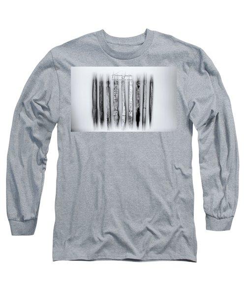 Long Sleeve T-Shirt featuring the photograph African Artefacts by Karen Lewis
