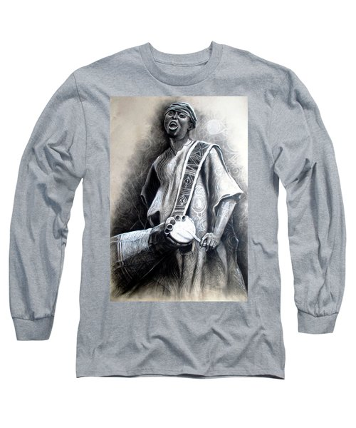 African Rythm Long Sleeve T-Shirt