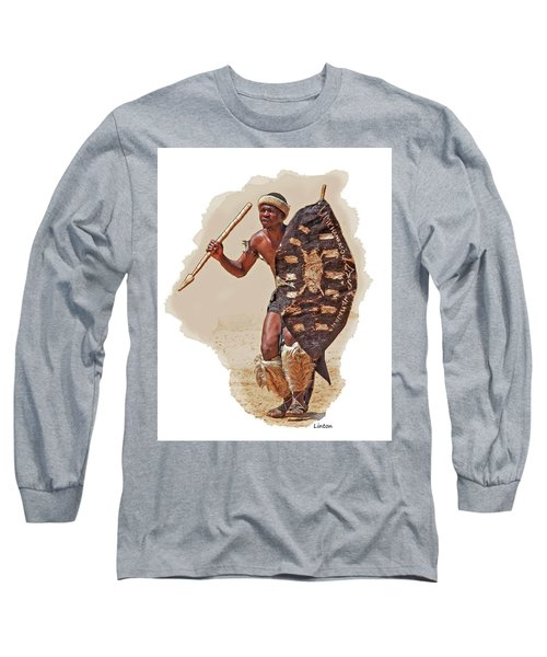 African Tribal Traditions 1 Long Sleeve T-Shirt