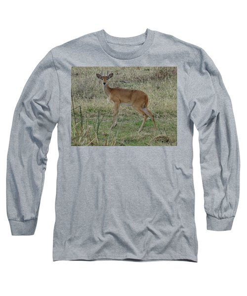 African Wildlife 1 Long Sleeve T-Shirt