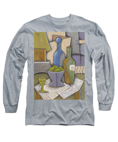 After Hours Long Sleeve T-Shirt by Trish Toro